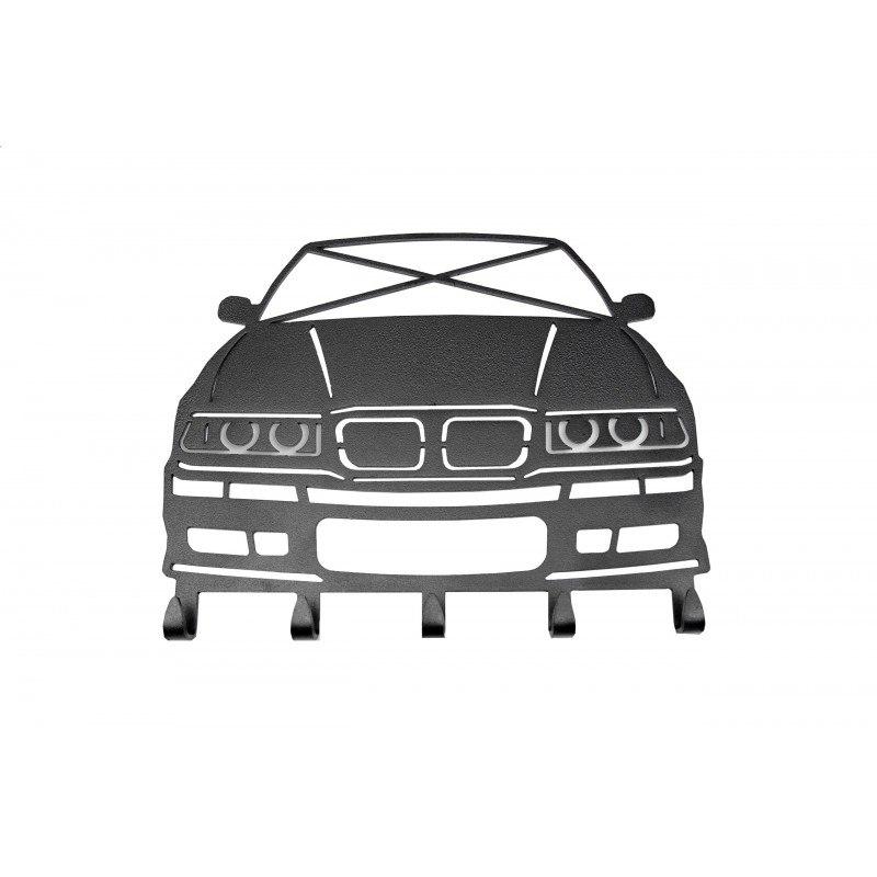 Wieszak na kurtki BMW E36 ekstra prezent drift - GRUBYGARAGE - Sklep Tuningowy